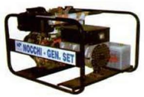 1 Phase - Fuel Generator