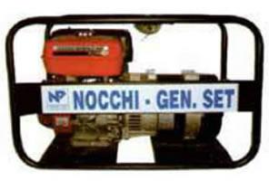 3 Phase - Fuel Generator