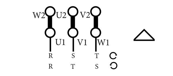 Πώς μπορώ να συνδέσω ένα μοτέρ 3 φάσεων τα βασιλικά σημάδια του ντούλτον χρονολογούνται