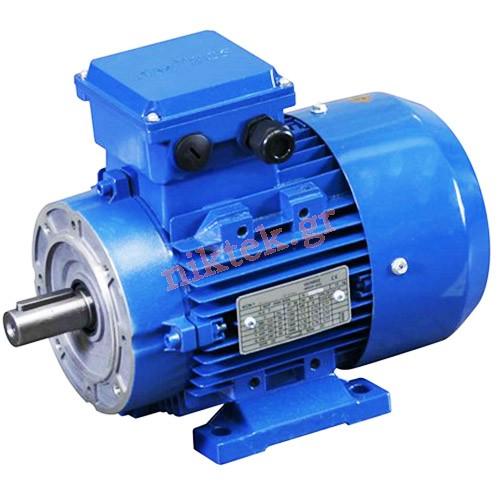 Electric Motor Kel 1 Hp 380v 50hz 4poles