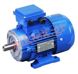Electric Motor - KEL - 1.1 kW - 1.5 HP - 380V/50Hz - 2Poles - Β3-14