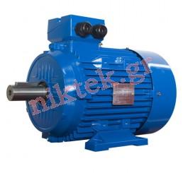 Electric Motor - KEL - 1.1 kW - 1.5 HP - 380V/50Hz - 2Poles - Β3