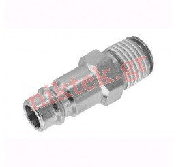 Tapered male threaded adaptor G 1/4