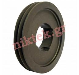 Pulley SPA02 12.7mm Diam. 150