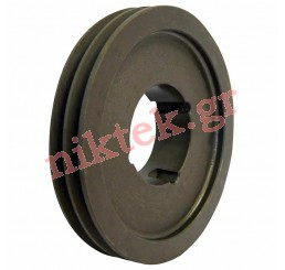 Pulley SPA02 12.7mm Diam. 75