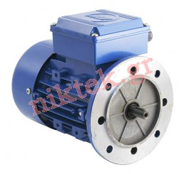 Electric Motor - MS - 0.55 kW - 0.75 HP - 380V/50Hz - 2Poles - Β5