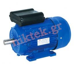 Electric Motor - MY - 1.1 kW - 1.5 HP - 230V/50Hz - 2Poles - Β3