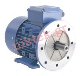 Electric Motor - Y2 - 0.18 kW - 0.25 HP - 380V/50Hz - 2Poles Β3-5