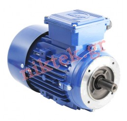 Electric Motor - KEL - 1.1 kW - 1.5 HP - 380V/50Hz - 2Poles - Β14