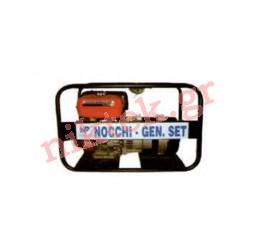 Γεννήτρια Ρεύματος - Βενζίνης Μονοφασική 8kVA 220V με μίζα & ρυθμιστή τάσης