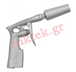 Μεταλλικό πιστόλι αέρος υψηλής πιέσεως