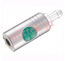 Tαχυσύνδεσμος με ρακόρ για λάστιχο Ø 19 mm ESI 11
