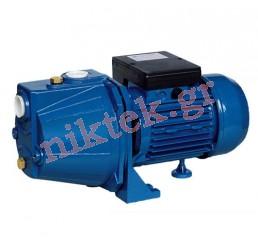 JET-100 - Αυτόματης Αναρόφησης - 0.75kW - 1HP - 60lt/λεπτό Μονοφασική